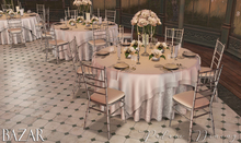 ~BAZAR~Palace dining set