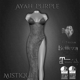 **Mistique** Ayah Demo (wear me and click to unpack)