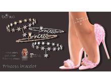 *Bonita* princess bracelet (Maitreya, Legacy)