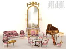 Salon de Compagnie - Full Pack