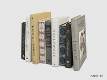 Apple Fall Books - Arrangement 10