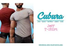 Cubura Jeff T-Shirt(Add me)