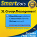 DIRECT Group Inviter+Manager /// No software&scripting required /// Powered by SmartBots
