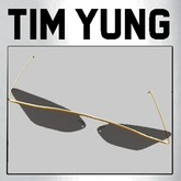 Tim Yung - Wired Glasses - Black