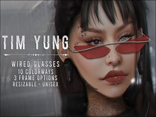 Tim Yung - Wired Glasses -  FATPACK w/ HUD
