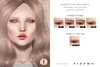 """alaskametro<3 """"Kate"""" face skin in Tone 1 - Omega applier HUD/Classic/Bakes-on-mesh"""