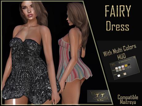 [TT] TeSs Touch Dress FAIRY box