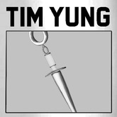 Tim Yung - Blade Earring - Silver