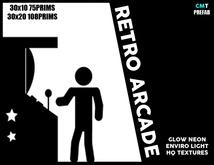Retro Arcade (PREFAB)