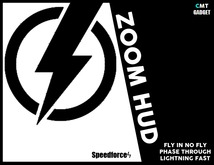 ZOOM HUD - Harness the power of the Speedforceϟ!