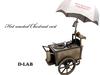 D-LAB Hot roasted Chestnut cart