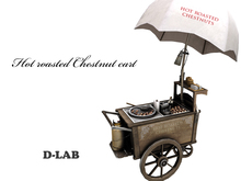 D-LAB Hot roasted Chestnut cart