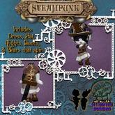 ~SWD~ DI- Steampunk Girls Outfit