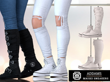 Addams - Maisei - Womens Sneakers #01