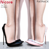 "N-core NOA Fur Stiletto ""FatPack"""