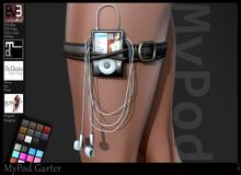 (*.*) MyPod garter   - wear to unpack