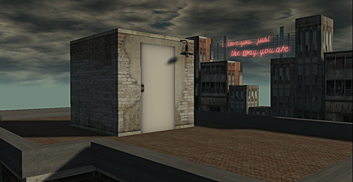 Lop Backdrop Roof (box)