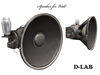D-LAB speaker for Wall