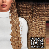CURLY HAIR TEXTURES - JANUARY 2020 - 11 COLORS