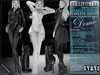 DEMO - Bella Moda: Indumento Intrepido Fearless Outfits for Maitreya/Physique/Hourglass/Isis/Venus/Freya+Classic