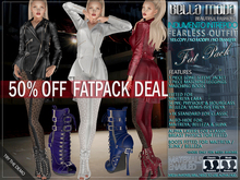 FATPACK buy all colors @ 50% off Bella Moda Indumento Intrepido Outfits Maitreya/Physique/Hourglass/Isis/Venus/Freya+Std