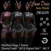 JOMO CAMO DRESS DRAGON  (BOX wear me)