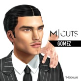Modulus - Gomez Hair - Monochromes