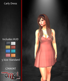 OMG! Inc. - Carly Dress