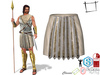 Full Perm Men's Roman Soldier Skirt Slink Male, Belleza Jake, Signature Gianni, Onupup, Gamit, Adin