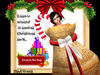 :;FIERCE DESIGNS::CHRISTMAS IN THE BAG COSTUME::