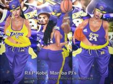 {RC}R.I.P Kobe Bryant Women Gear