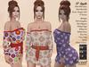 ST :: Apple Dress for Maitreya, Slink (P, H), Belleza ( V, I, F), Legacy, Tonic (F, C). 10 Text HUD. Mix & Match