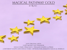 .: Runic :. Magical Pathway Gold