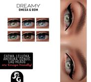::SG:: Dreamy Eyes (Omega and BOM)