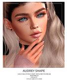 Lyrium. Audrey Shape (Lelutka Nova)