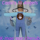 [CIA] love overalls blue mom (ADD)