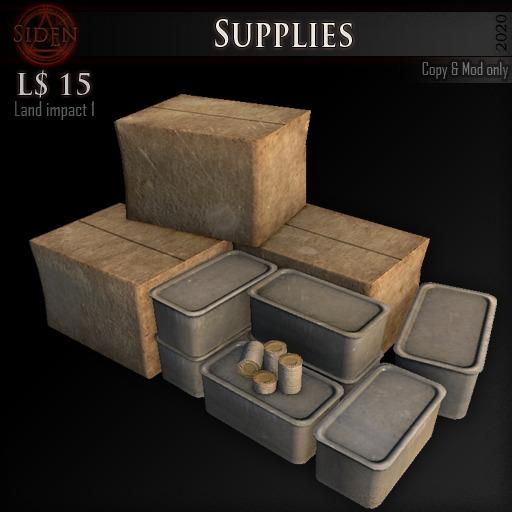 (Box) Supplies