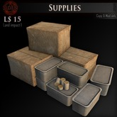 (Box) Supplies