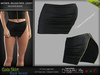 GAIA FEMALE SKIRT BLACK SINGLE COLOR - MESH - Maitreya Lara, Belleza Freya, Legacy - FashionNatic
