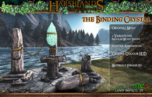 [Harshlands] The Binding Crystal