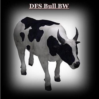 DFS Bull BW