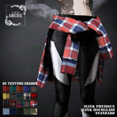 AMERIE - Waist Shirt