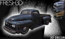 Fresh3D Old Truck
