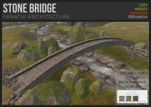 :FANATIK: STONE BRIDGE– texture change stone bridge (mesh with materials)