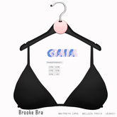 Gaia - Brooke Bra BLACK