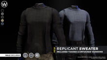 [WAZ] Replicant Sweater (Fatpack) BOXED [Add/Rezz]