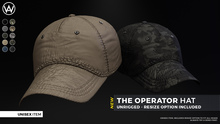 [WAZ] Operator Hat (Plain Pack) BOXED [Add/Rezz]