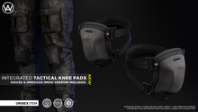 [WAZ] Integrated Tactical Knee Pads (Fatpack) BOXED [Add/Rezz]