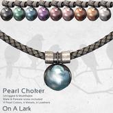 *OAL* Pearl Choker (add me)