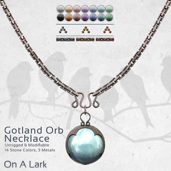 *OAL* Gotland Orb (add me)
